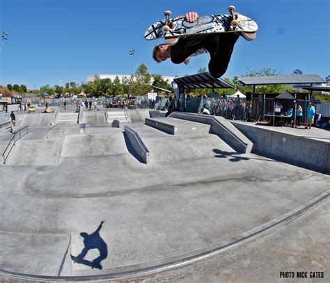 ryan sheckler backyard skatepark pictures skateboarding