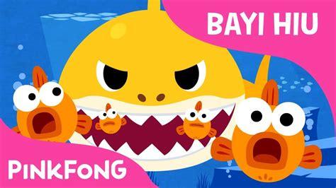 baby shark bahasa cina baby shark dalam bahasa indonesia lagu pinkfong baby