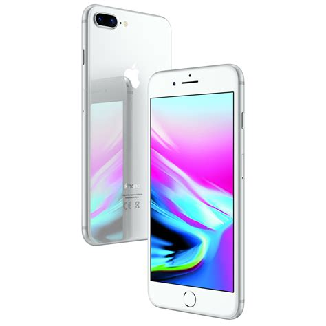 telefon mobil apple iphone   gb  silver emagro