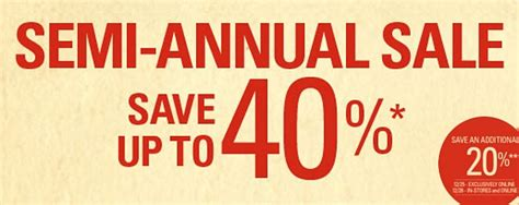 Sale Alert Victorias Secret Semi Annual Sale by Image Gallery Semi Annual