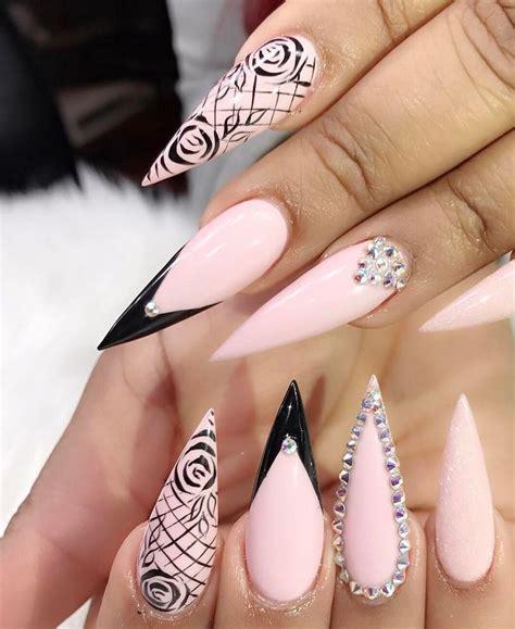 nails art ideas acrylic nails fashion