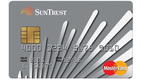 Suntrust Business Credit Card