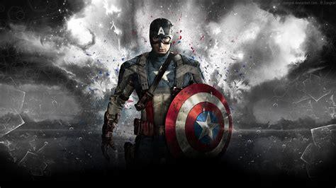 Captain America High Res Wallpaper | wallpaper of captain america wallpapersafari