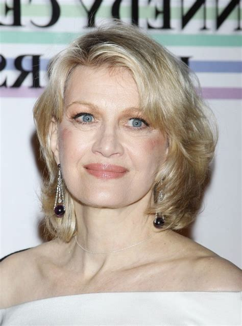 short curly hairstyles for women over 70 diane sawyer short wavy hairstyle for women over 60