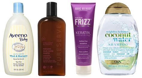 sulfate free hair products curlmart 10 best sulfate free shoos that won t dry your hair out