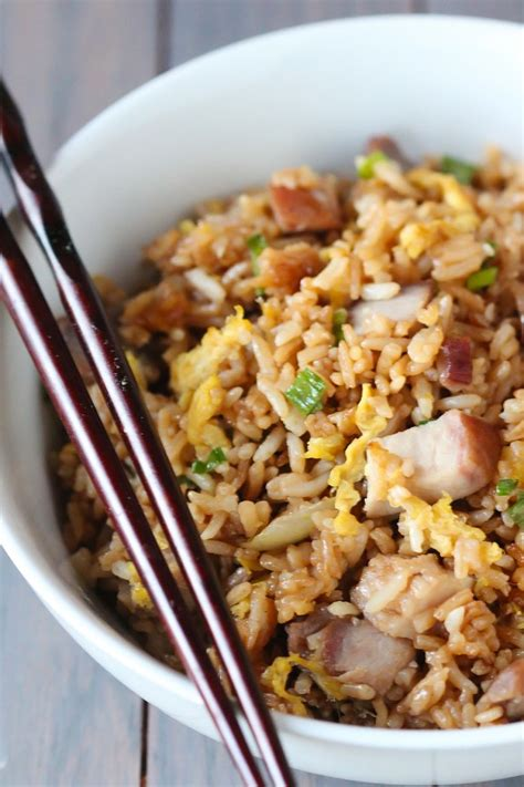 pork fried rice gimme some oven