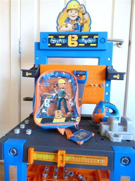 bob the builder work bench bob the builder workbench review competition monkey and mouse