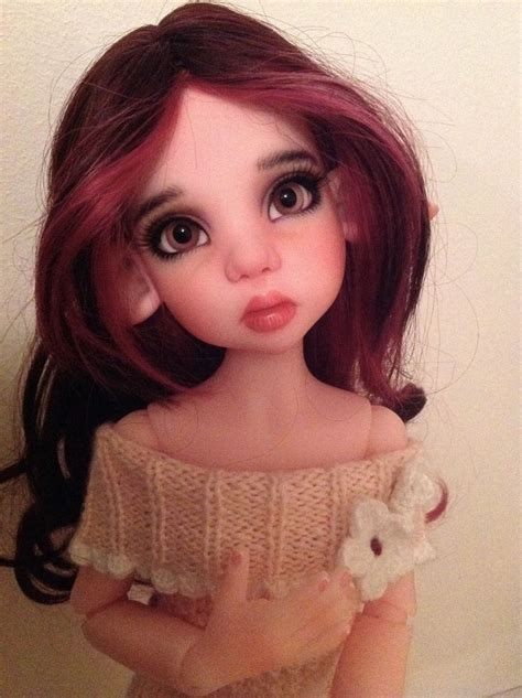 jointed doll used 319 best kaye wiggs bjd images on bjd
