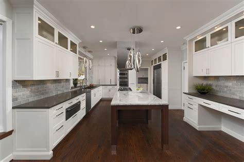 Kitchen Design Bethesda Md Bethesda Maryland Transitional Kitchen Design With Edgy Modern Twist Transitional Kitchen