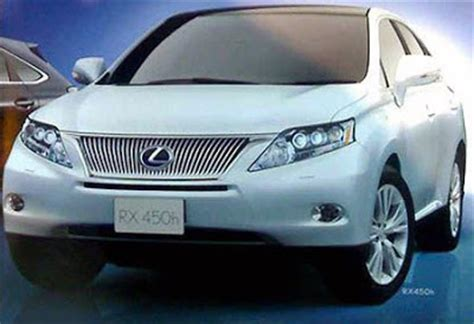 harrier lexus 2010 wheels weekly 2010 new lexus rx new toyota harrier
