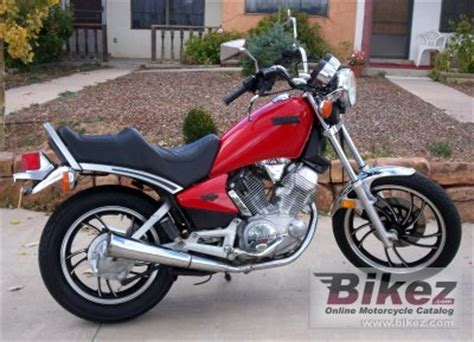 1983 yamaha xv 500 specifications and pictures