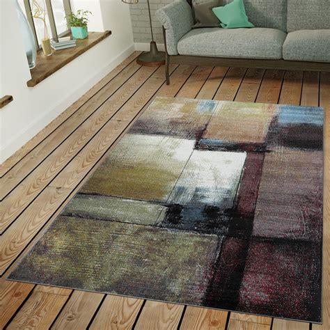 modernes industrie wohnzimmer teppich modern wohnzimmer industrie look kurzflor