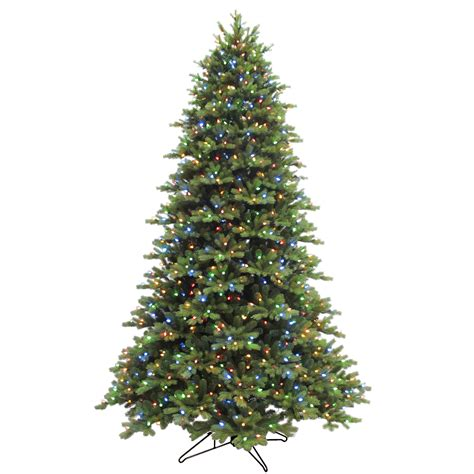 christmas tree electric parts general electric 9 just cut spruce artificial tree with 1000 energy smart c 3