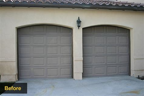 Can You Paint Fiberglass Garage Doors by Pimp Your Garage Door With These Diy Makeover Ideas