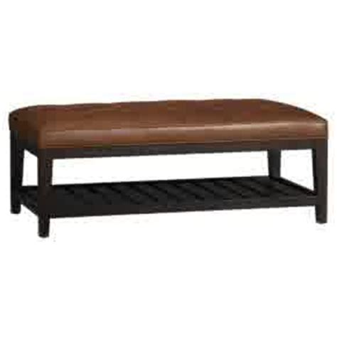 Ottoman Coffee Table Small Fascinating Leather Ottoman Coffee Table Rectangle With