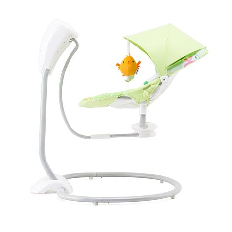 swing electric electric baby swing and bouncer chipolino malibu chipolino