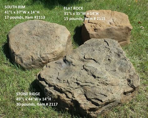fake rock septic lid cover rocks cover those unsightly
