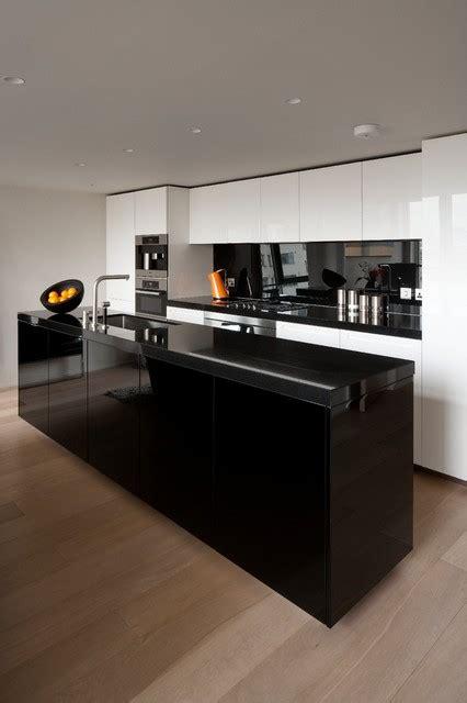 monochrome kitchen design ideas