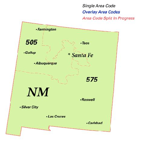 us area code from mexico 575 area code teracodes