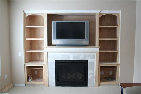 Built In Shelves Around Fireplace by Shelving Around Fireplace Cipolla Designs