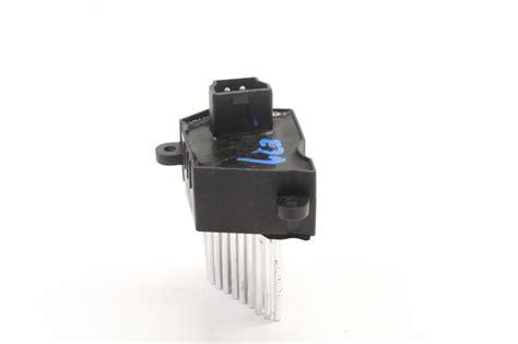 e36 blower motor install