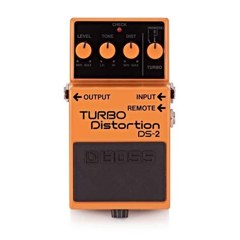 Ds 2 Turbo Distortion ds 2 turbo distortion gitaar pedaal op gear4music