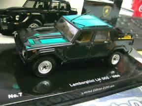 lamborghini lm 002 lm002 4x4 gel 228 ndewagen v12 schwarz