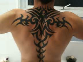 Back tattoos for men designs and ideas