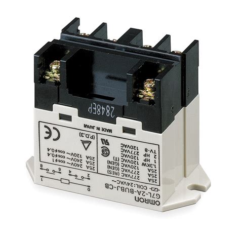Relay Power Ly g7l 2a bubj cb ac24 omron g7l2abubjcbac24 datasheet