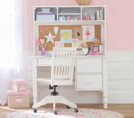 Kid Study Desk Storage Desk Large Hutch Study Desk Homework Desk Pottery Barn