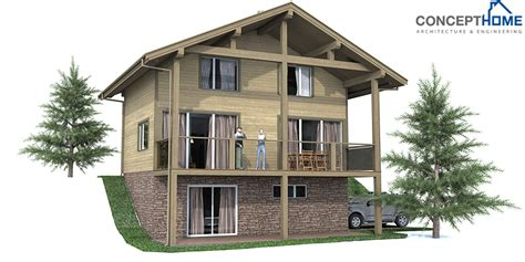 House Plans For Sloping Lots In The Rear by Floor Plan House Plans For Sloping Lots In The Rear