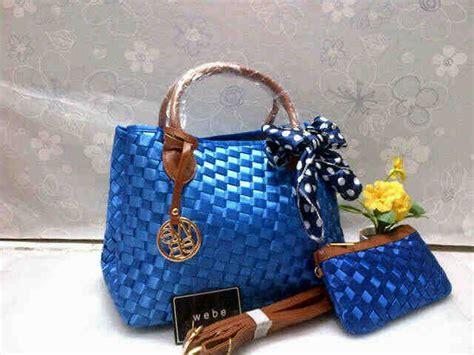 Tas Impor Fashion Maribel 1007 jual tas webe maribel terbaru biru blink harga grosir murah