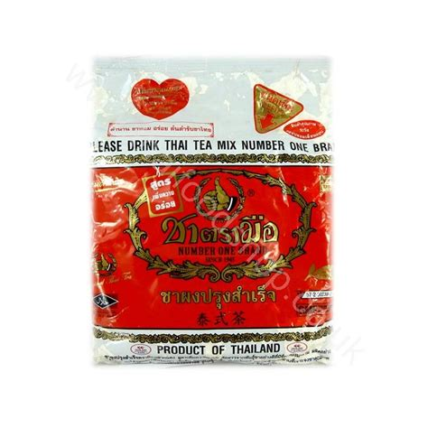 Thai Mixed Coffee Chatra Mue Brand tokogembira thai tea mix chatramue brand 400gr tokogembira nl
