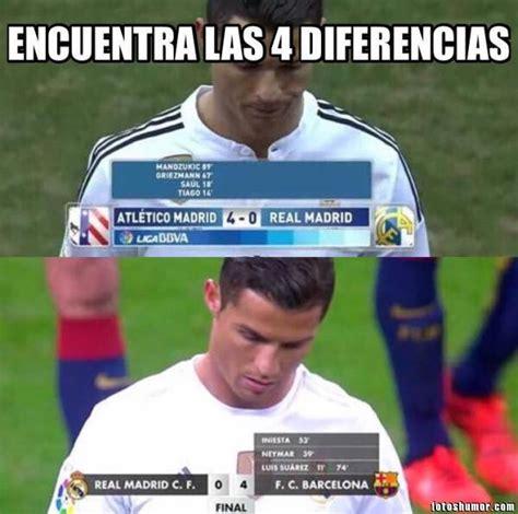 fotos real madrid graciosas los mejores memes del real madrid vs fc barcelona fotos