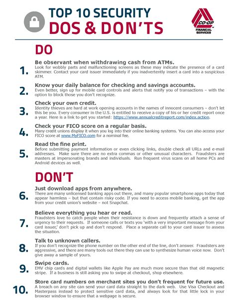 resume dos and don ts top 10 dos and don ts for avoiding