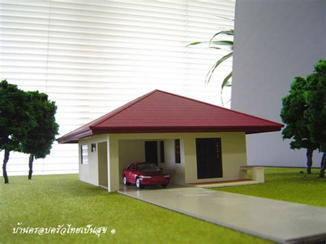 cheap house plans thai house plans 500 000baht house