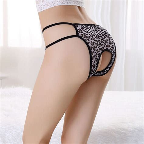 are g strings comfortable to wear sexy women crotchless g string briefs lingerie knickers