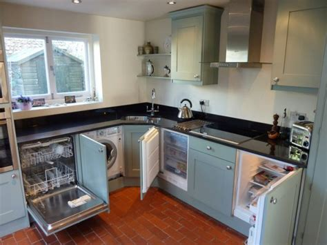 trend 2016 hidden disappearing kitchen 15 pics built in kitchen appliances is the new trend 15 ideas for