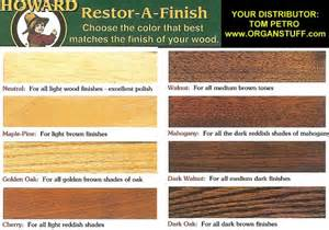 restor a finish colors tom petro hammond leslie parts service