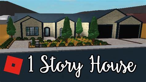 family house  story bloxburg