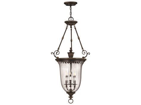 Hinkley Chandelier Hinkley Lighting Cambridge Olde Bronze Three Light Mini Chandelier 3614ob