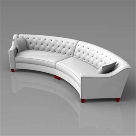 home decorators curved sofa riemann tufted sofa 3d model formfonts 3d models textures