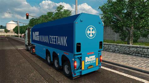 scs trailer patch   ets euro truck simulator  mods