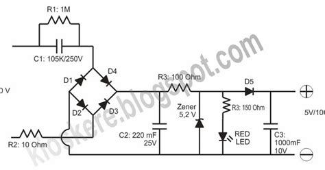 rangkaian led tanpa resistor resistor untuk led tegangan ac 28 images rangkaian lu led menggunakan resistor 28 images