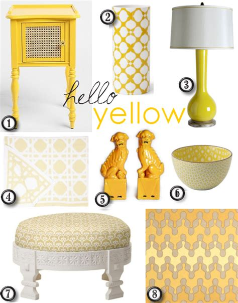 28 yellow home decor accessories australia quot