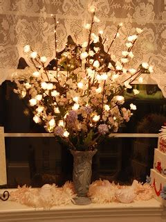 lighted flower centerpieces shelley b decor and more new lighted floral arrangements