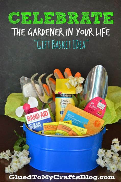 gift ideas for a gardener celebrate the gardener in your gift basket idea