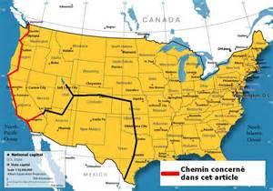 west coast map of united states g 233 ographiquement la c 244 te ouest c est tout de m 234 me 3