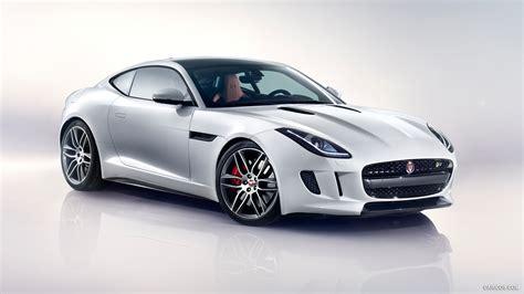 jaguar j type 2015 2015 jaguar f type r coupe polaris white front hd