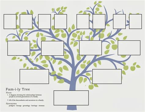 free worksheet blank family tree worksheet phinixi com
